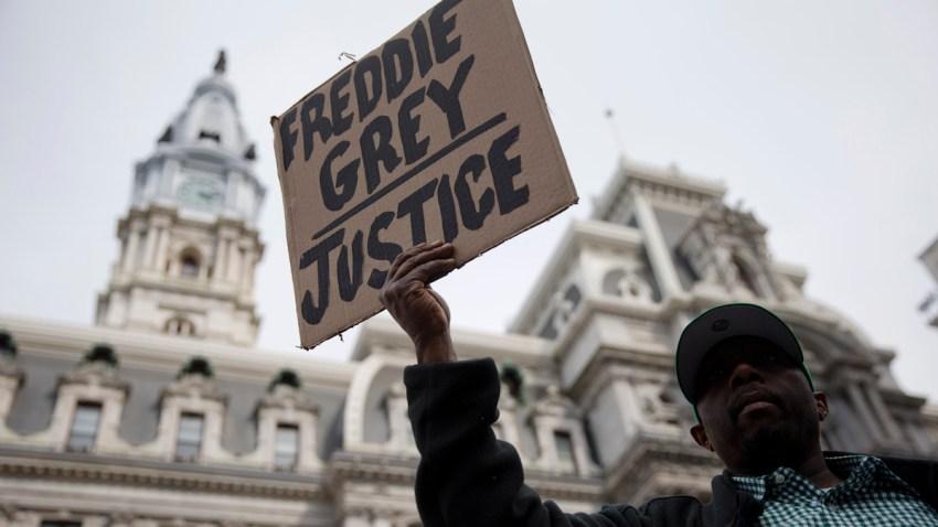 Baltimore Police Death Philadelphia
