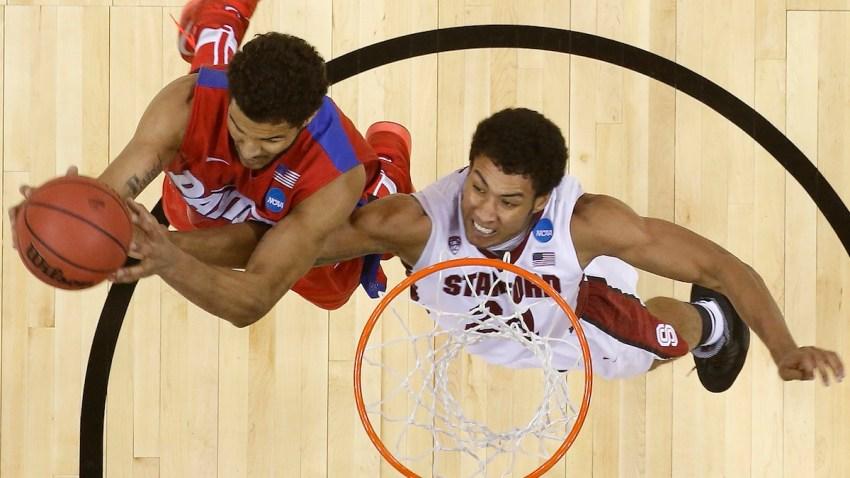 NCAA Dayton Stanford Basketball
