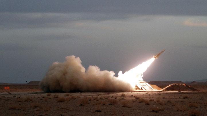 APTOPIX Mideast Iran Military Drill