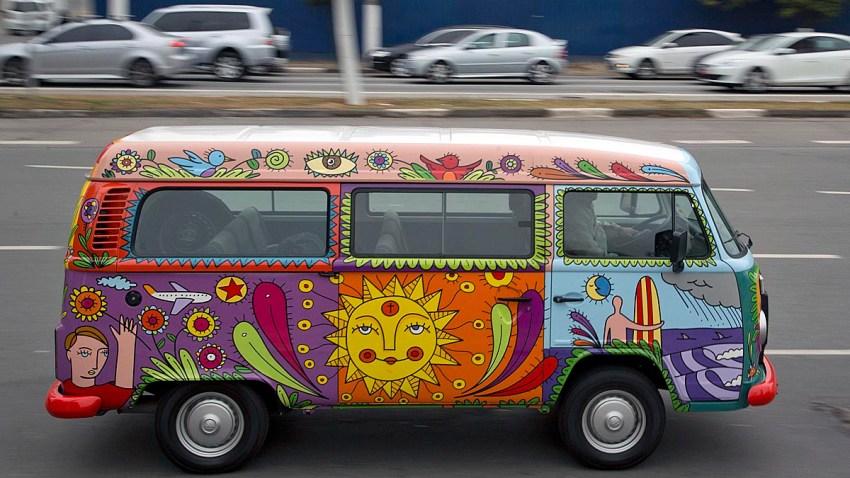 Brazil End of the VW Van