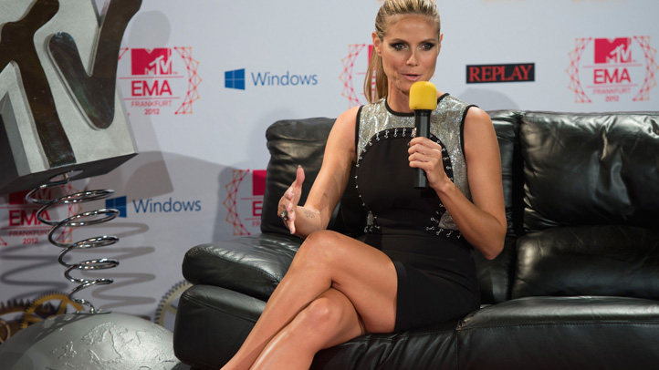 Germany MTV EMA 2012
