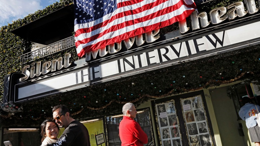 Sony Hack The Interview