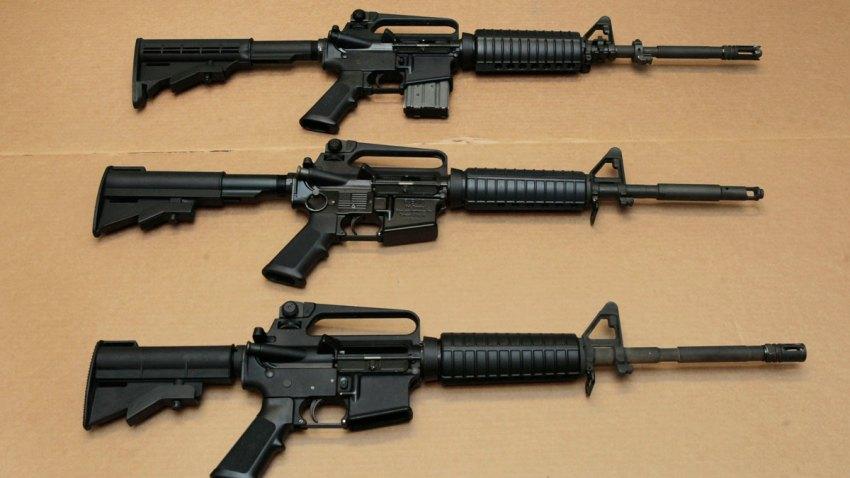 Nighclub Shooting Assault Weapons