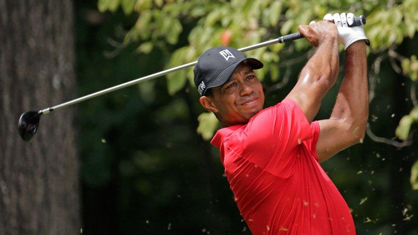 Tiger Woods PGA Championship Golf