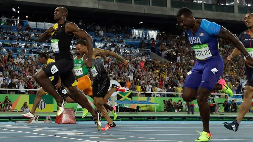 Bolt Wins 3rd Straight Olympic 100 – NBC 6 South Florida