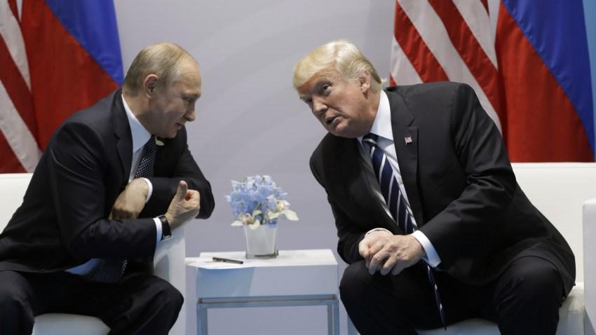 APTOPIX Trump Germany G20 Russia
