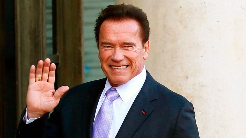 Schwarzenegger Surgery