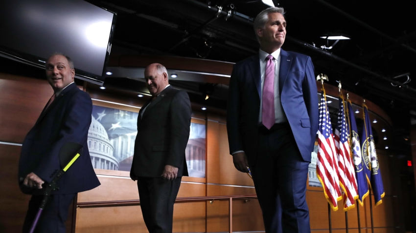 Trump Ally Kevin McCarthy Selected to Lead House GOP - NBC ...