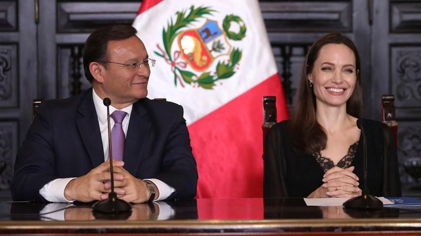 Peru Angelina Jolie