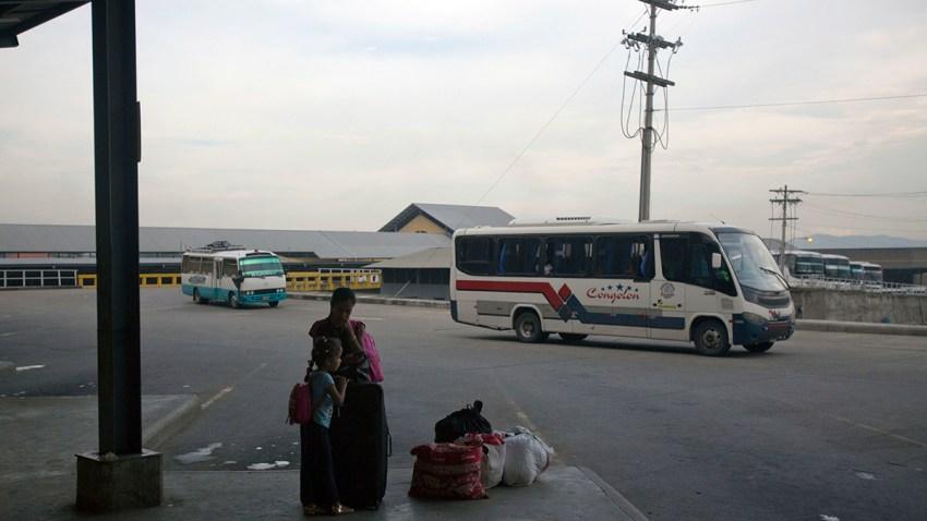 Honduras Migrant Caravan The Returned