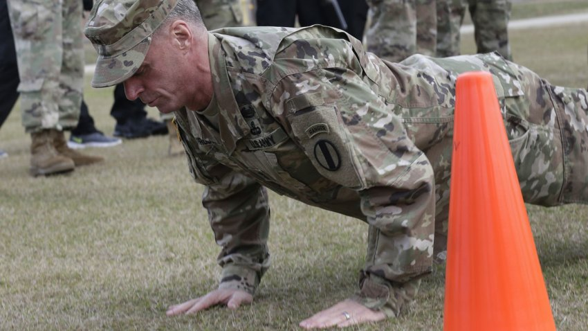 Army Getting Fit