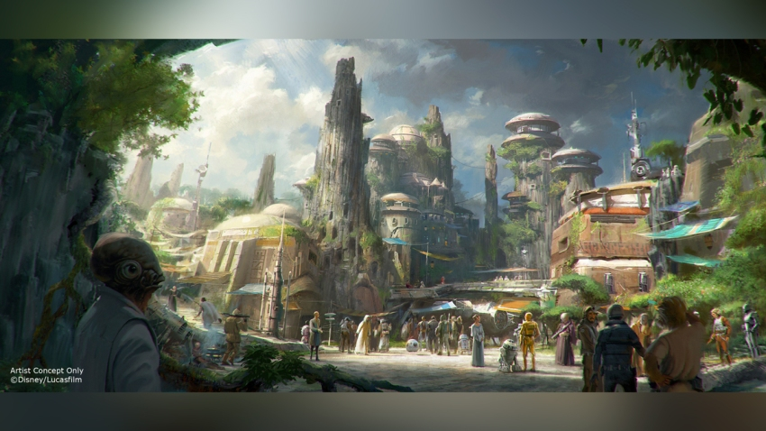 Star Wars-Galaxy's Edge