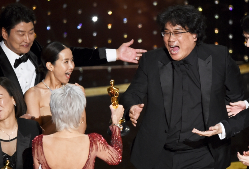 In Pictures: Best Moments from the 2020 Oscars