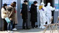 Virus Cases Swell in South Korea, Showing Global Scare Not Over
