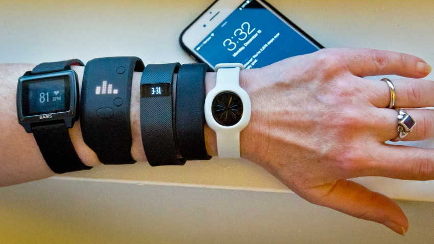 Fitness Trackers Abandoned