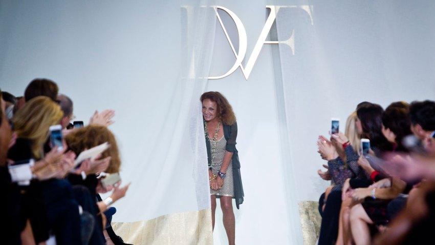 Fashion Diane von Furstenberg Spring 2016