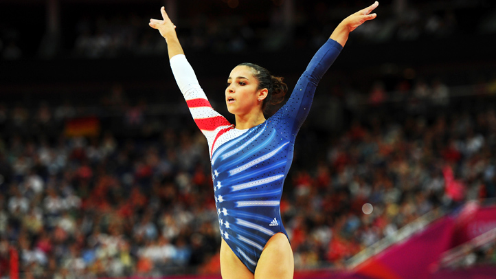 Alexandra Raisman day11