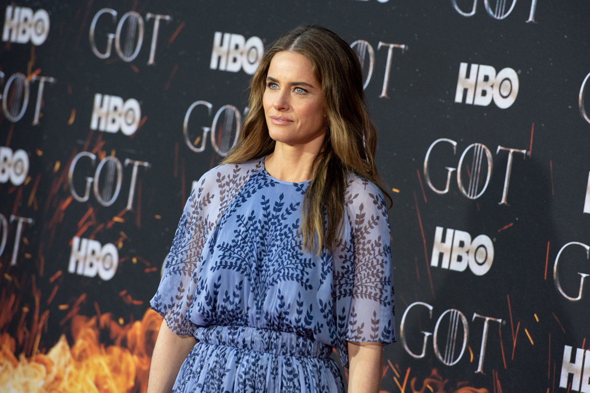 'Game of Thrones' Stars Walk the Red Carpet to Fantasy ...