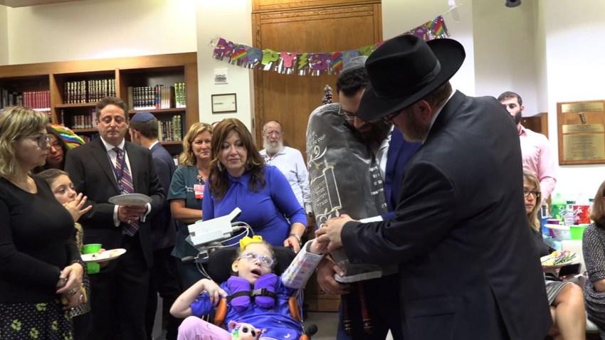 Numa Beron bat mitzvah
