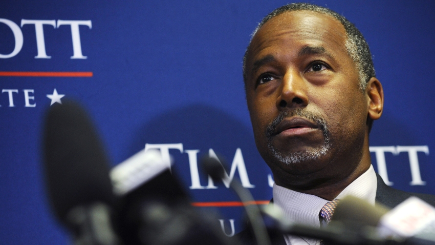 GOP 2016 Carson Volunteers Hurt