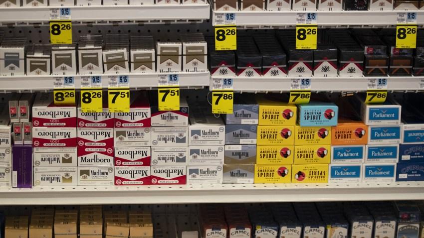 Beverly Hills Tobacco Ban