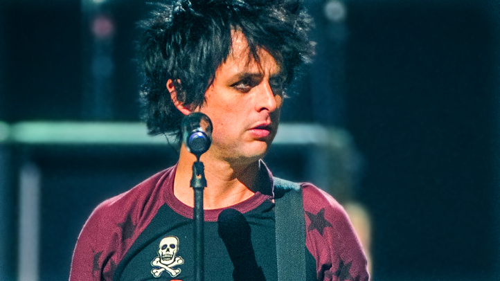 Armstrong Green Day