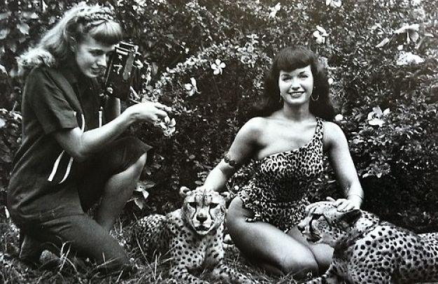 Bunny and Bettie R