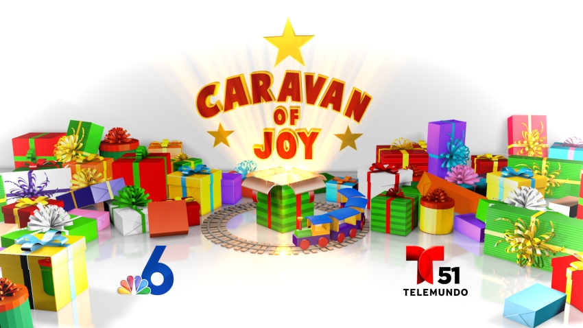 NBC 6 Miami Caravan of Joy 2019
