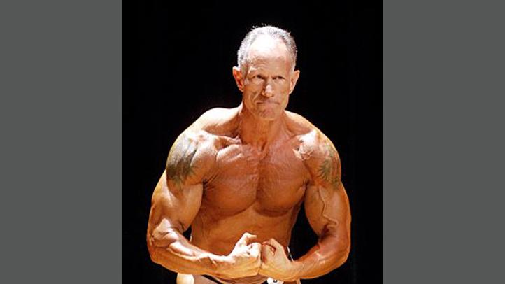 Carlos Alvarez bodybuilding 2