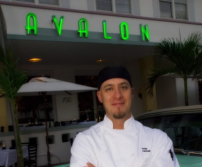 Chef Brian Cantrell cropped