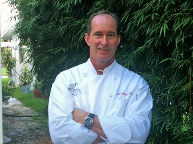 Chef Shockey