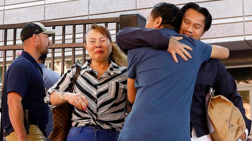 APTOPIX Immigration Courts Families