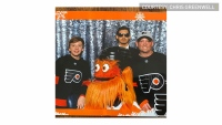 Philadelphia Police Investigating Flyers Mascot, Gritty