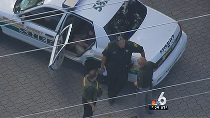 Deputy-involved shooting Oakland Park