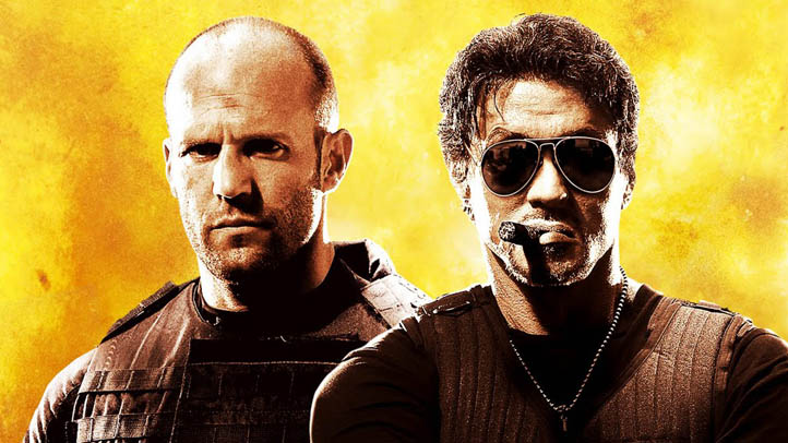 Expendables Russian Poster