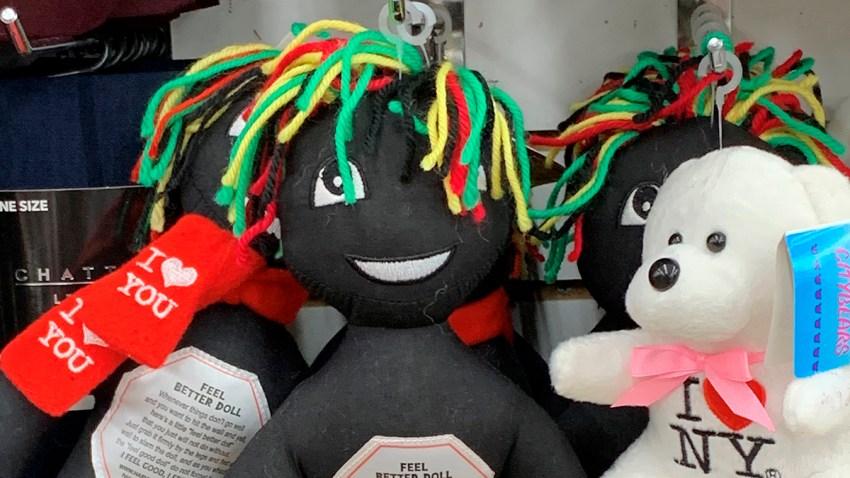 Black Dolls Removed