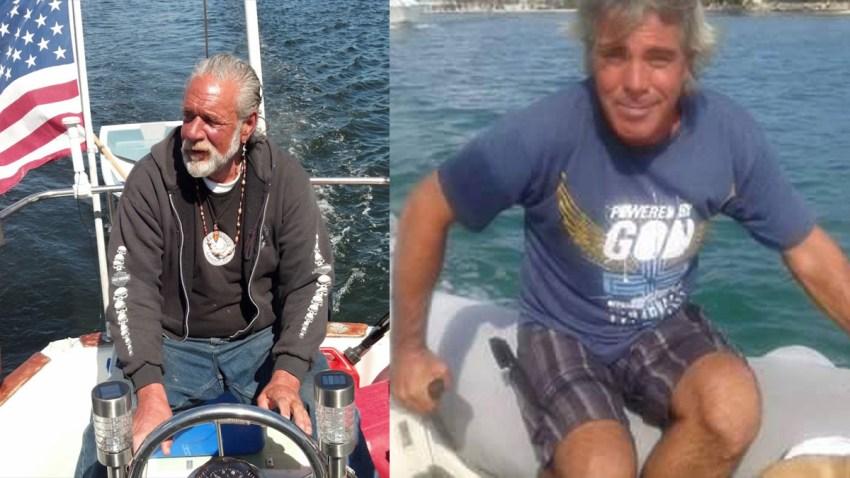 Florida Keys Men Missing