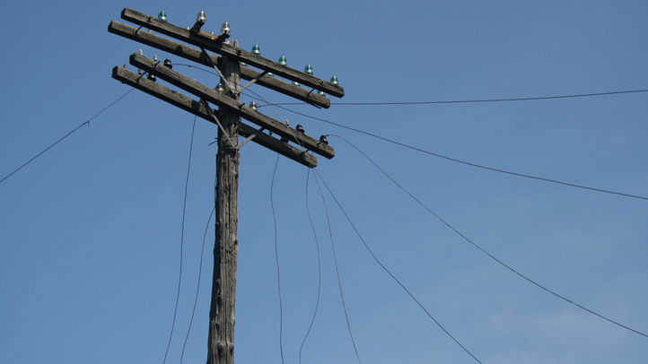 Generic Downed Power Line Down Generic