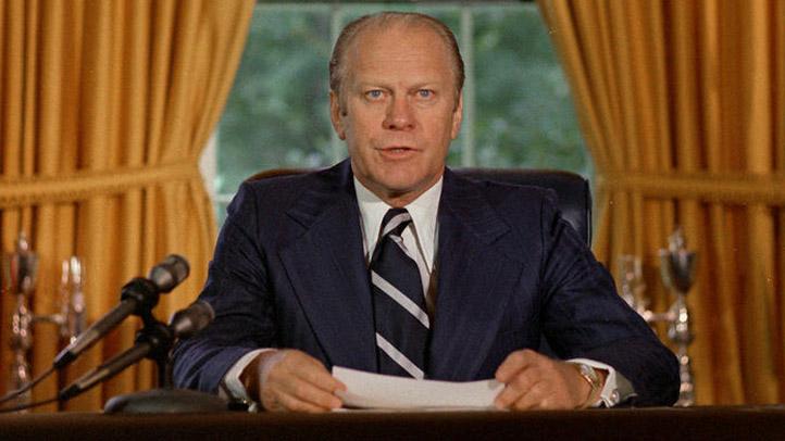 Gerald Ford Speaks