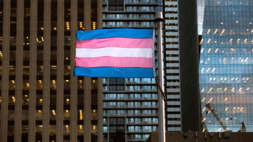 Transgender Day of Remembrance flag