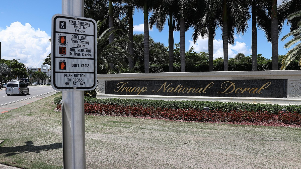 Furloughs Becoming Layoffs at Trump Resort in Doral