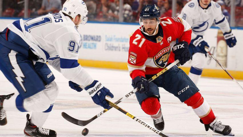 Stamkos, Vasilevskiy Lead Tampa Bay Lightning to Win Over Florida Panthers