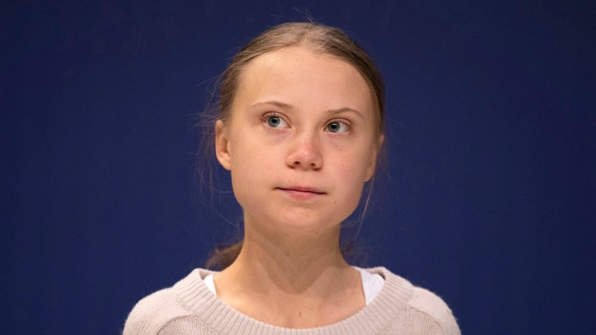 Swedish teen activist Greta Thunberg seen at the COP25 Climate Conference on Dec. 10, 2019 in Madrid, Spain. Thunberg was selected to be Time's Person of the Year 2019.