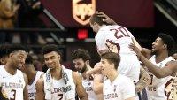 Calhoun, Bench Play Leads No. 11 Florida State Over Miami Basketball