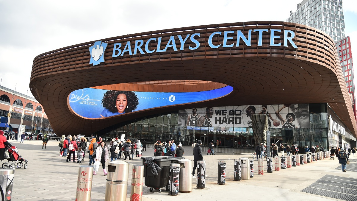 Calls Grow to Rename Brooklyn's Barclays Center After Jackie Robinson