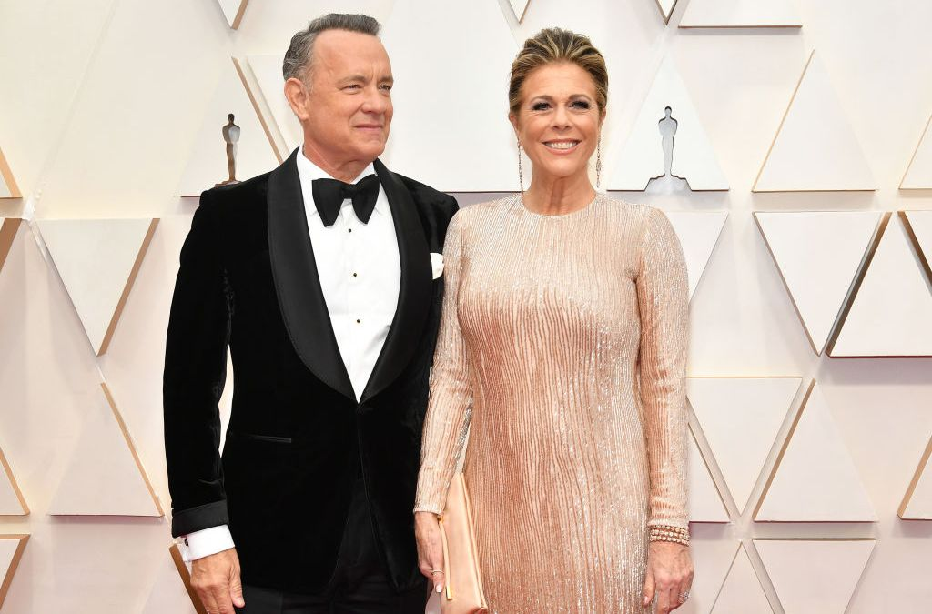 Tom Hanks and Rita Wilson Officially Become Greek Citizens ...
