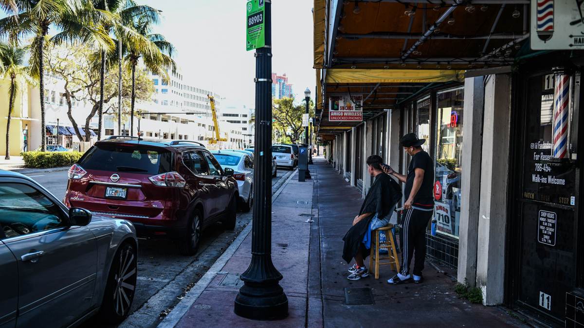 Florida Jobless Claims Rise as Does Anger Among Unemployed