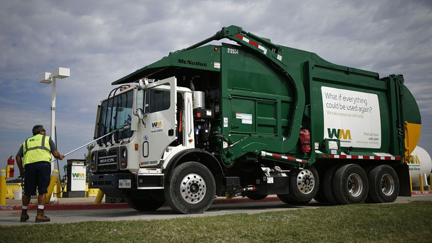 North Florida Man Hit, Killed by Garbage Truck on Highway: FHP