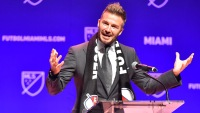Beckham's MLS Team in Miami Takes Field for First Time