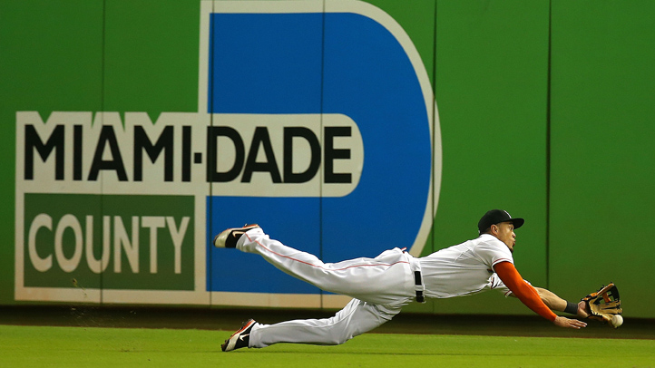 Giancarlo Stanton July 30, 2013